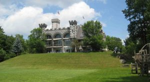 Spend The Night In New Hampshire's Most Majestic Castle For An Unforgettable Experience