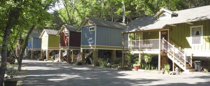 Eureka Springs A Tiny Arkansas Town Full Of Treehouses