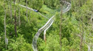 The Mountain Coaster In Utah That Will Take You On A Ride Of A Lifetime