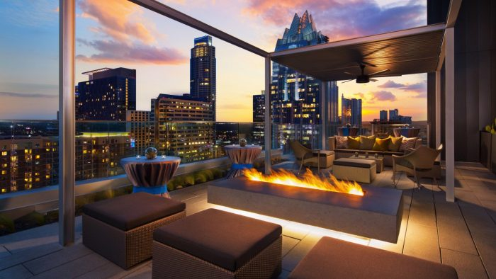 The Best Rooftop Restaurant In Texas With Amazing Views Of