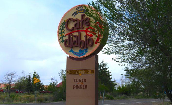 Cafe Diablo Utah Menu