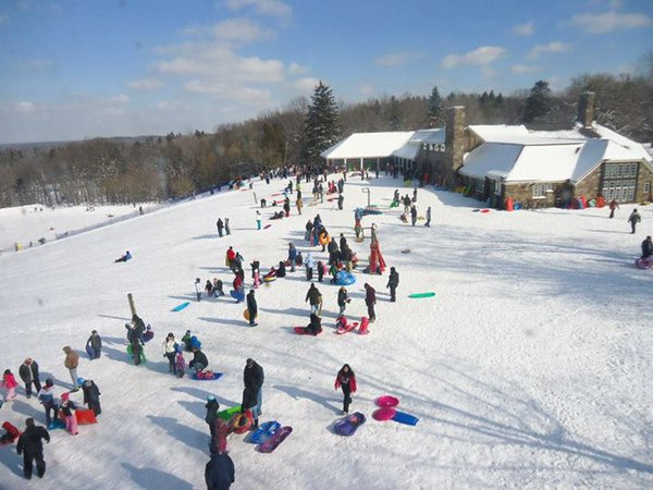 8 Best Places To Sled Ride Near Buffalo