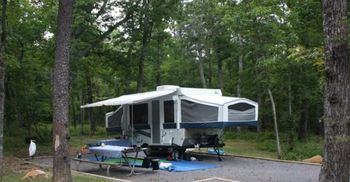 Desoto State Park In Alabama Is Perfect For Nature Lovers