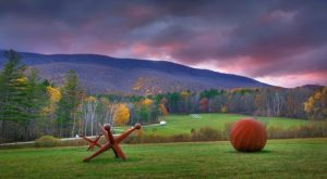 The Place In Vermont That Makes You Feel Like You've Stepped Through A Magical Wardrobe