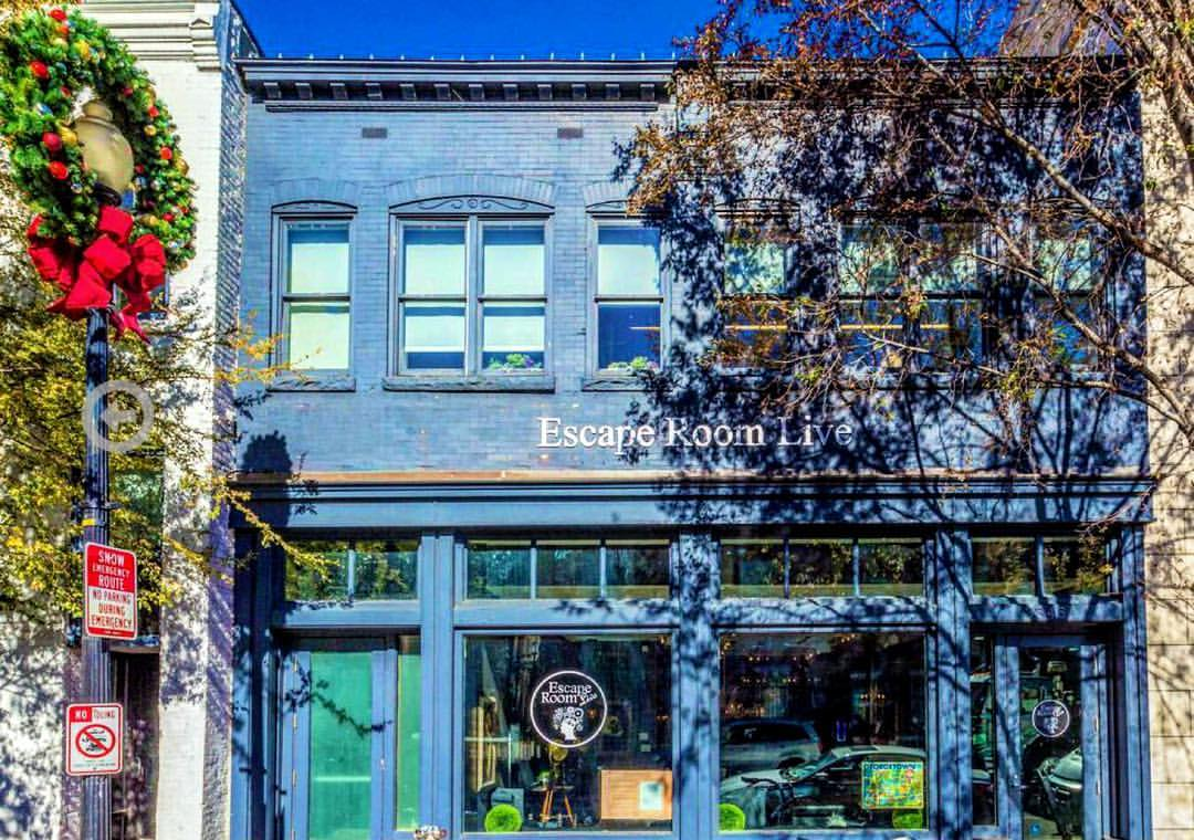 Escape Room Live In Washington Dc You Need To Try