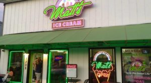 The Tiny Shop In Alabama That Serves Homemade Ice Cream To Die For