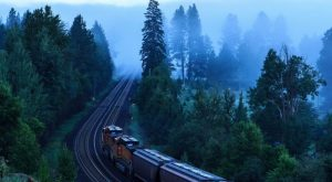 This Dreamy Train-Themed Trip Through Idaho Will Take You On The Ride Of A Lifetime