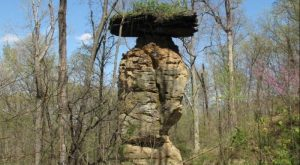 One Of The Oddest Geological Wonders Is Located Right Here In Indiana