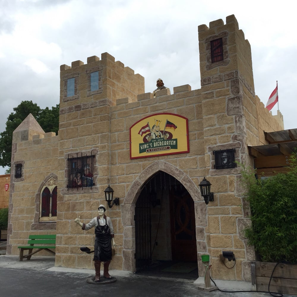 King S Biergarten Is One Of The Most Unique Restaurants In