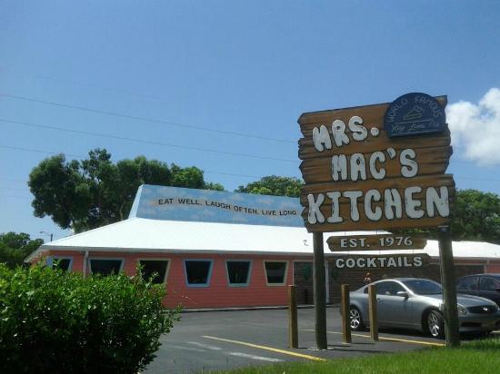 Tripadvisor Mrs Mac S Kitchen