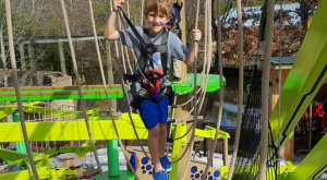 Most People Don't Know This Mississippi Zoo And Adventure Park Even Exists