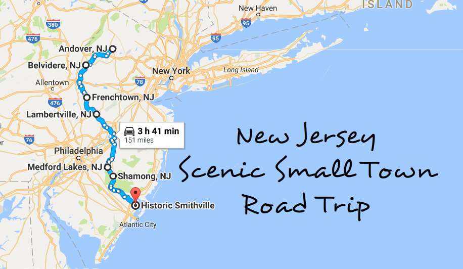 Take This Road Trip Through New Jersey's Most Picturesque ...