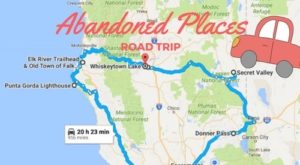 We Dare You To Take This Road Trip To Northern California's Most Abandoned Places