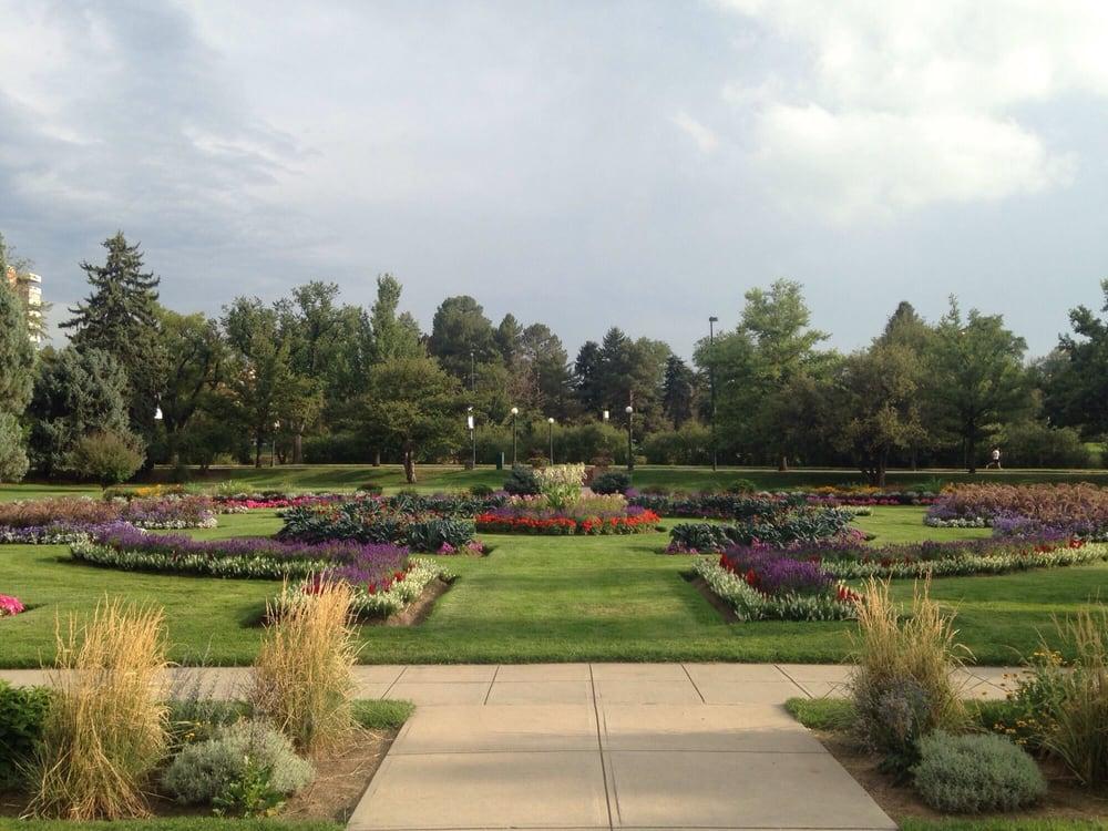 Alamo Placito Park Is The Best Secret Garden In Denver
