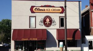 The Tiny Shop In Wisconsin That Serves Homemade Ice Cream To Die For