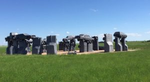 Most People Don't Know There's A Little Stonehenge In Nebraska