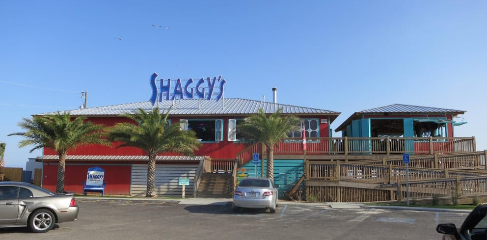 What S On Shaggs Island