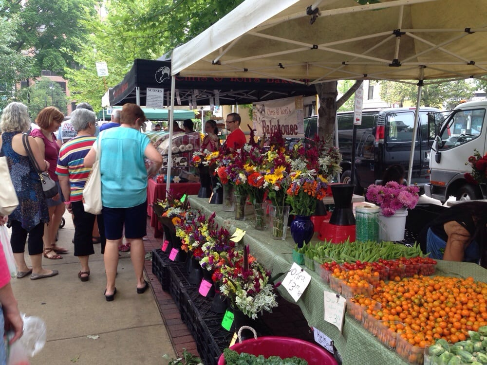 This Dane County Farmers Market In Wisconsin Is One Of The