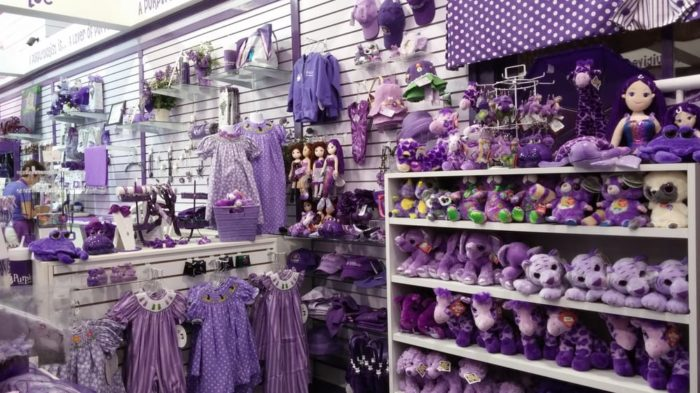 There S A Purple Store In South Carolina And It S Calling