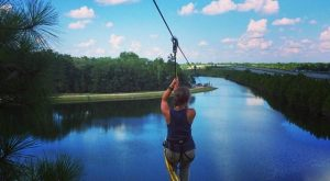 The Epic Zipline In South Carolina That Will Take You On An Adventure Of A Lifetime