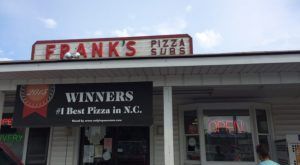 The Ultimate Pizza Bucket List In North Carolina That Will Make Your Mouth Water