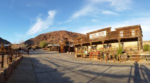 The Ghost Town Campground In Southern California That Is Undeniably Bewitching