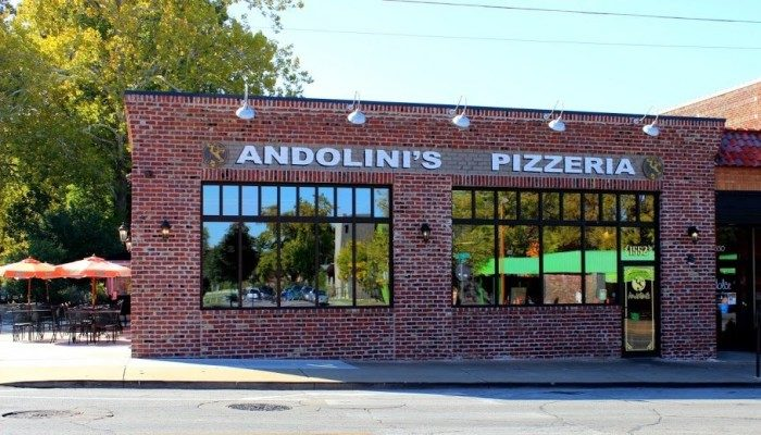 The ultimate pizza bucket list in oklahoma that will make for Andolinis