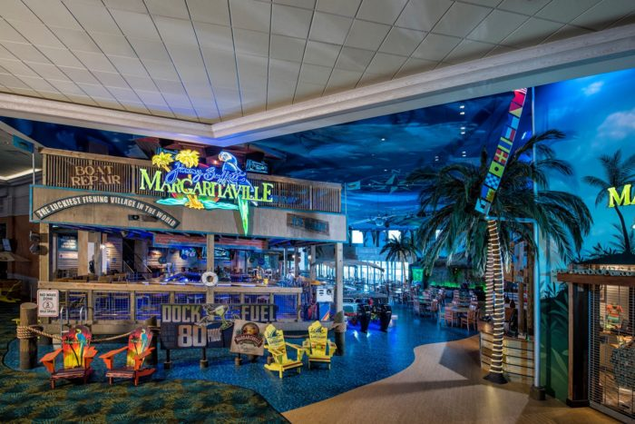 Margaritaville Is A Whimsical Restaurant In Oklahoma That