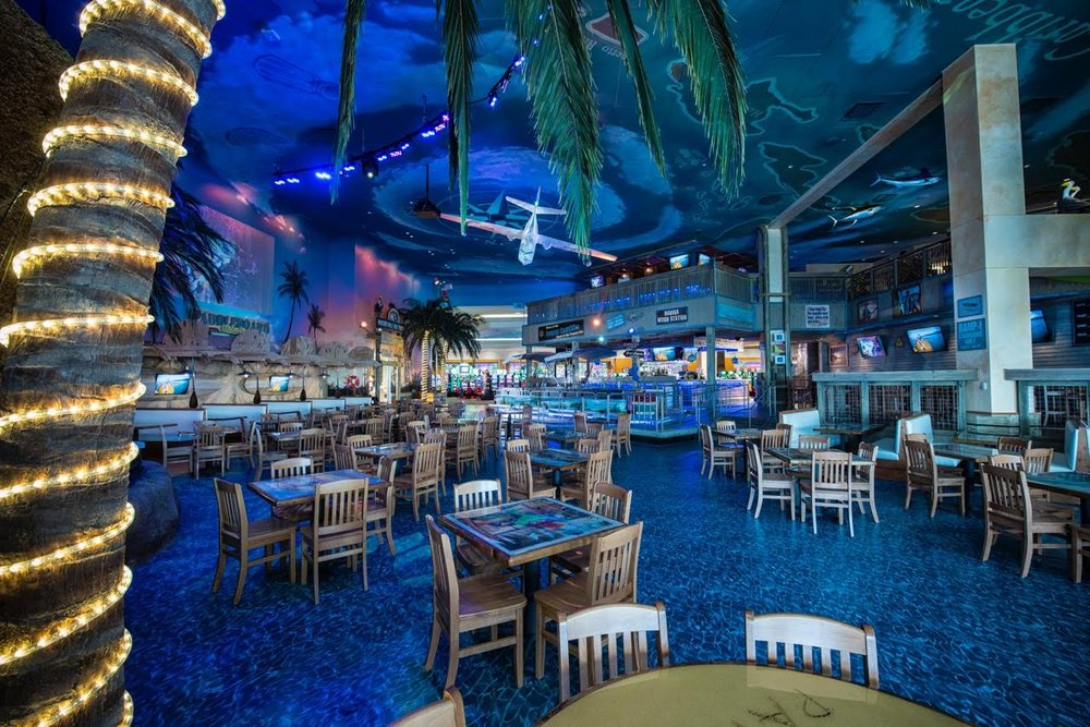 Margaritaville Is A Whimsical Restaurant In Oklahoma That