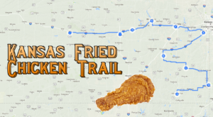 There's Nothing Better Than This Mouthwatering Fried Chicken Trail In Kansas