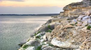 You'll Never Want To Leave This Picture Perfect State Park In Kansas