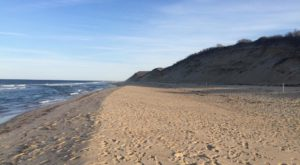 What's Been Hiding Underneath This Massachusetts Beach For The Past 40 Years Will Amaze You