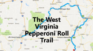 There's Nothing Better Than This Mouthwatering Pepperoni Roll Trail In West Virginia