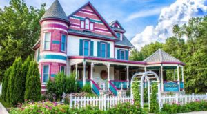 The Fascinating Town In Kansas That Is Straight Out Of A Fairy Tale