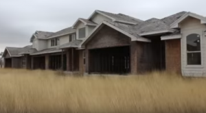 This Entire Neighborhood In Texas Was Mysteriously Abandoned And Nobody Knows Why