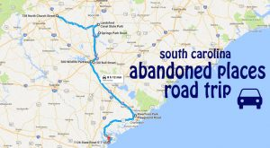 We Dare You To Take This Road Trip To South Carolina's Most Abandoned Places