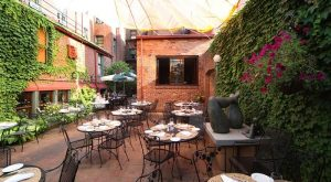 11 Amazing Outdoor Patios To Lounge On In Washington DC Right Now