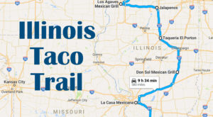 There's Nothing Better Than This Mouthwatering Taco Trail In Illinois