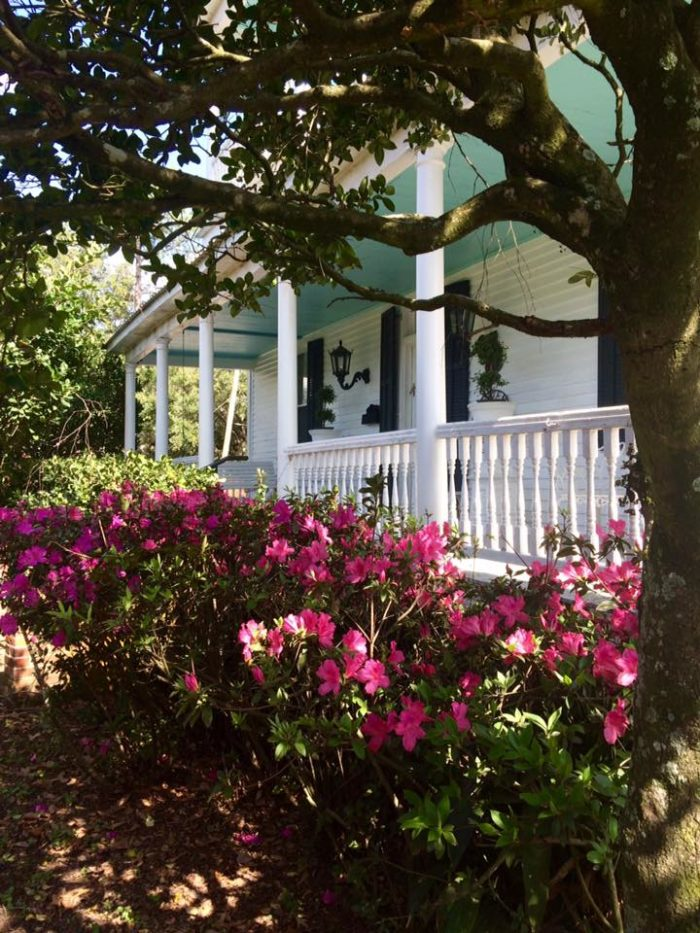 T Frere S House Bed And Breakfast Haunted