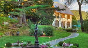 Spend The Night In Vermont's Most Majestic Castle For An Unforgettable Experience