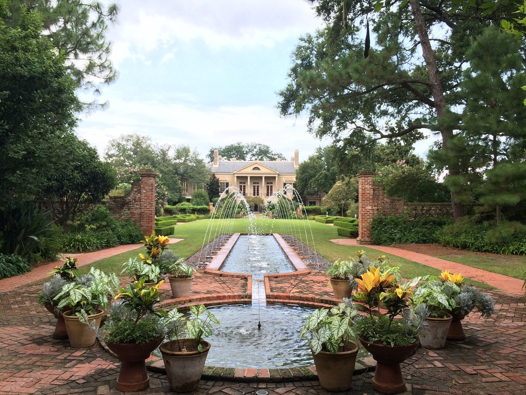 longue vue house and gardens is the best secret garden in new orleans