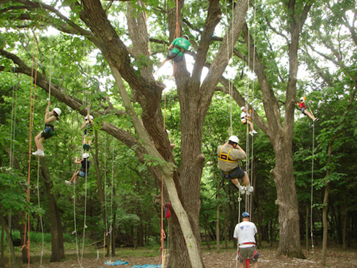 Visit The Camp Fontanelle Adventure Park In Nebraska