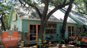 The Fascinating Town In Texas That Is Straight Out of A Fairy Tale