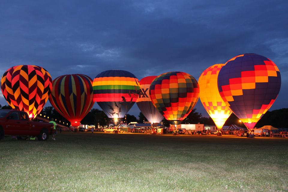 Western Pennsylvania Balloon Quest Is Best Balloon