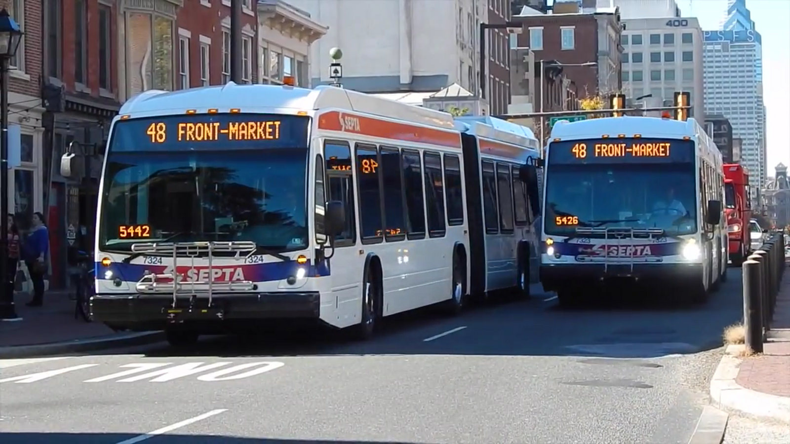 The Pennsylvania Urban Legend Of A Bus To Nowhere Will