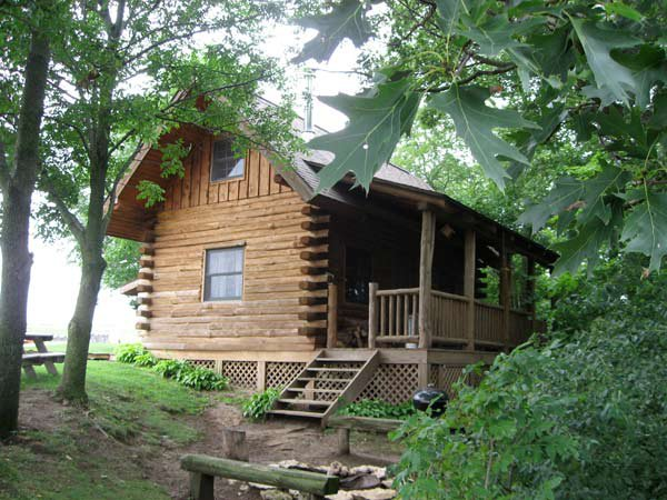 Build This Cozy Cabin Cozy Cabin Magazine Do It Yourself: The Secluded Glampground In Iowa That Will Take You A