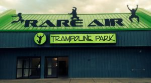 You'll Have The Time Of Your Life At This Northern California Trampoline Park