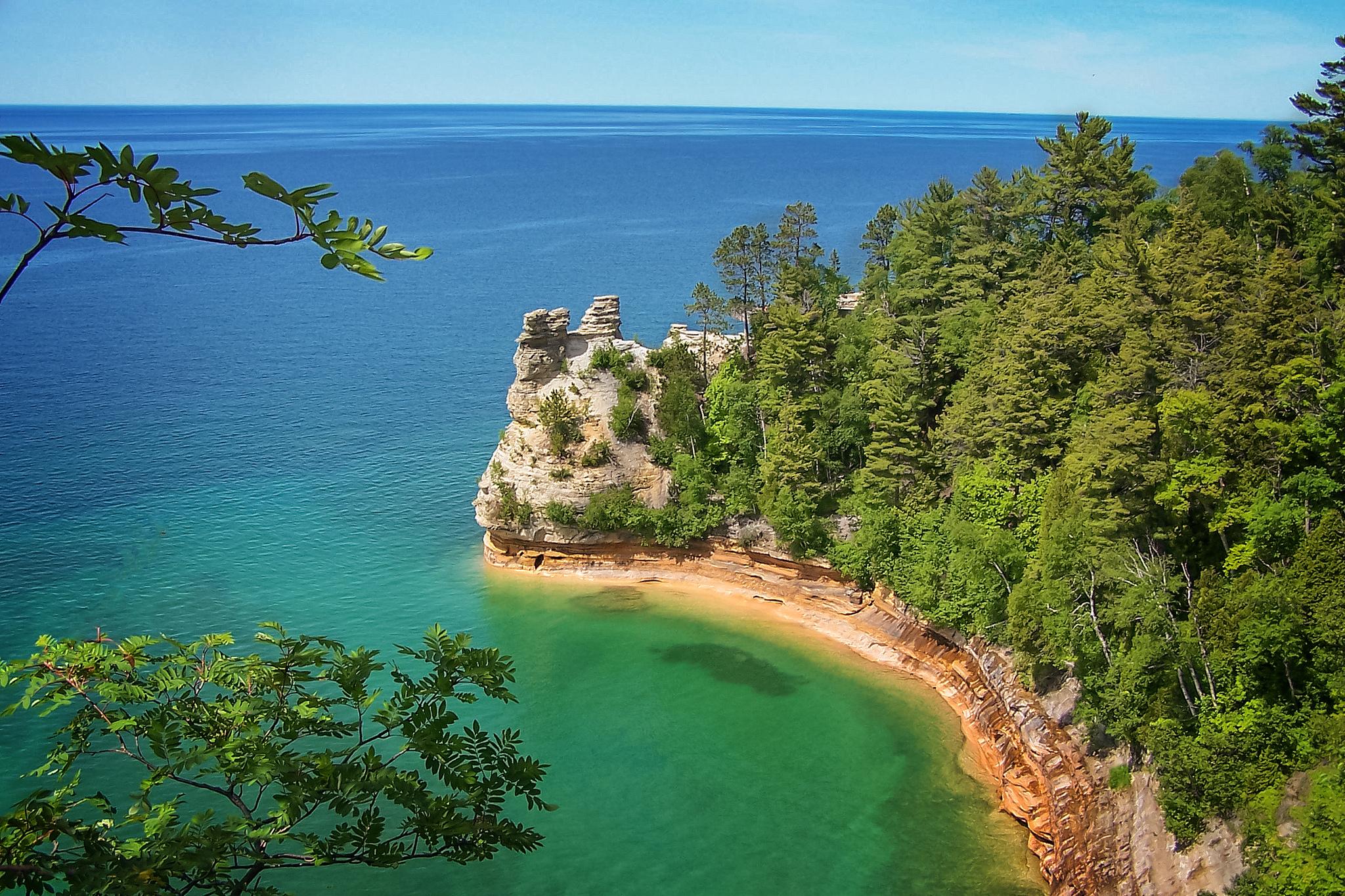 17 Simply Incredible Photos Of Michigan's Great Lakes