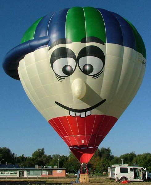 This Hot Air Balloon Festival In Pennsylvania Will Blow