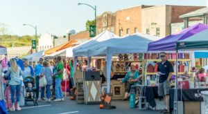 The 12 Best Small-Town Mississippi Festivals You've Never Heard Of